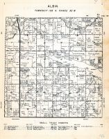 Albin Township, Brown County 1953